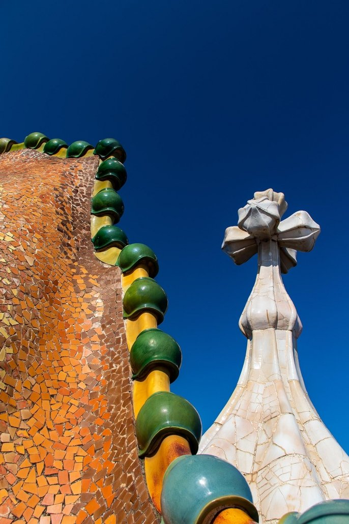 Casa Batllo - Barcelona, Spain - Photography Artwork