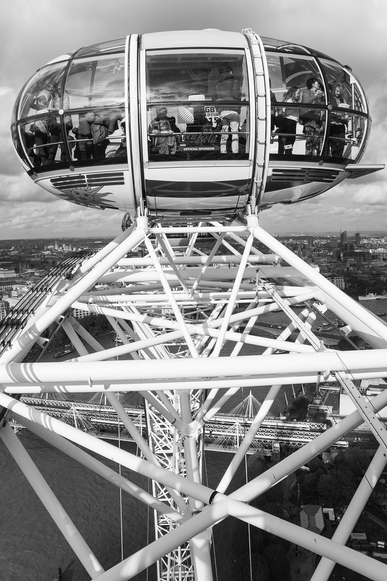 Eye In The Sky 2 - London, England