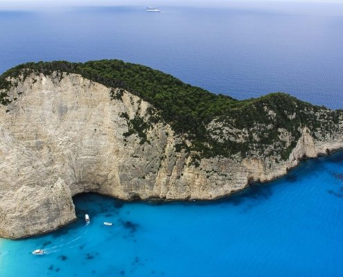 Navagio Beach - Zakynthos Island, Greece - Photography Artwork