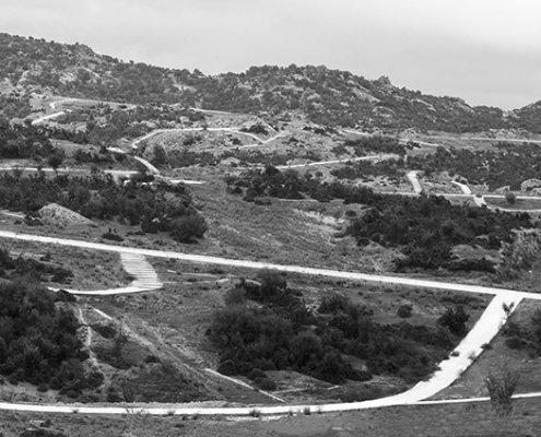 Roads and Ways 3 - Sithonia, Greece