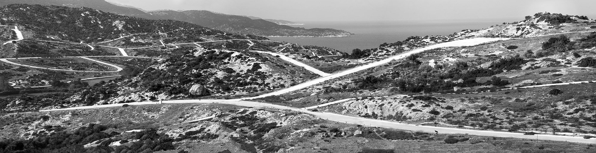 Roads and Ways 4 - Sithonia, Greece