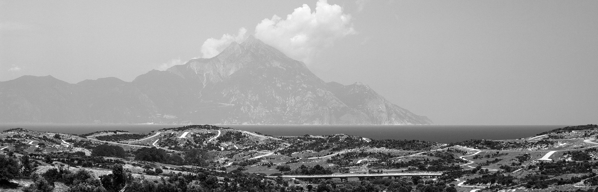 Roads and Ways 9 - Sithonia, Greece