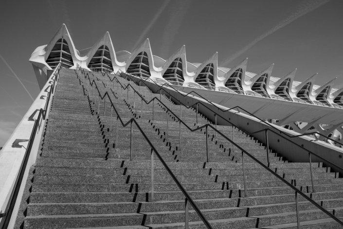 Steps - Valencia, Spain