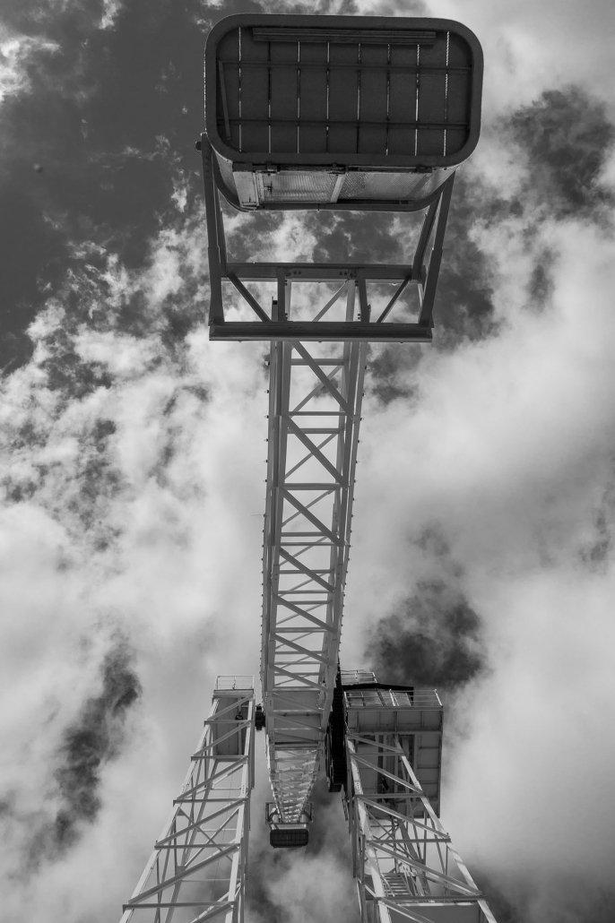 Talaia (Watchtower) - Barcelona, Spain - Photography Artwork