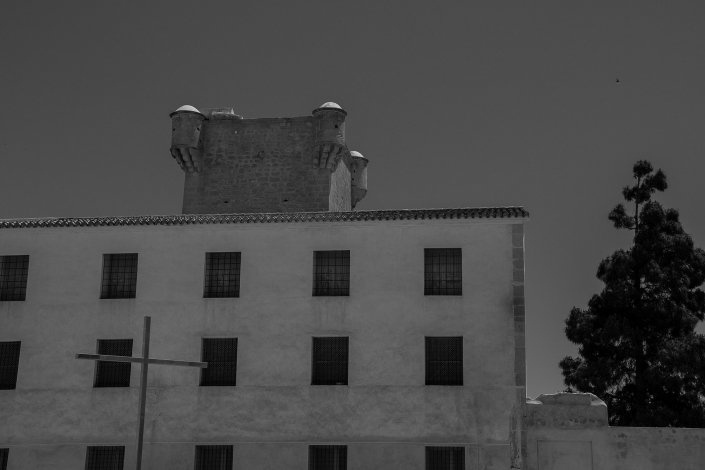 Torre Santa Faz - Alicante, Spain