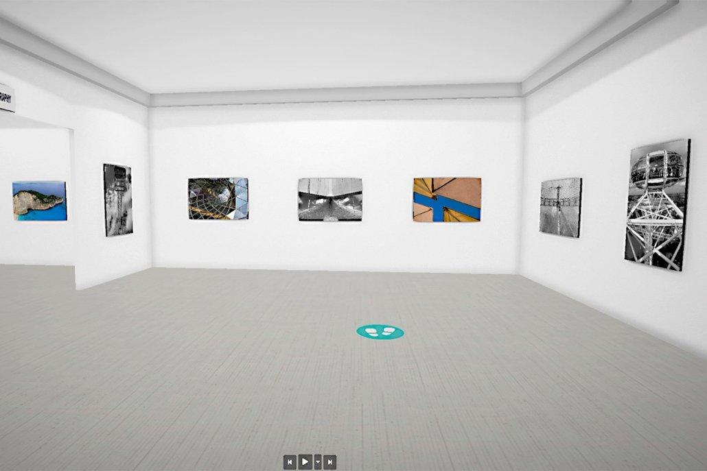 My Virtual Photo Exhibition