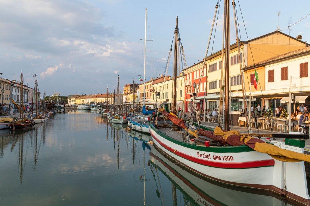 Cesenatico Port Canal 1