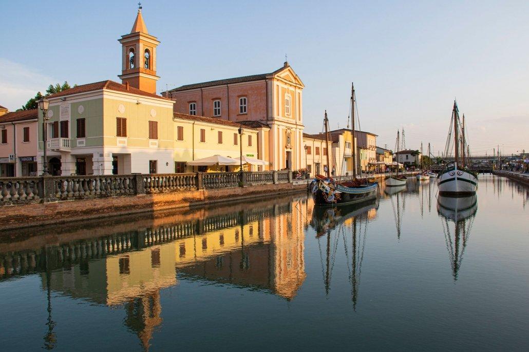 Cesenatico Port Canal 2