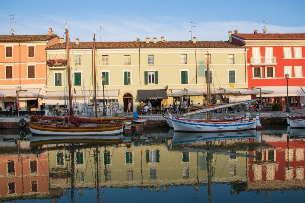 Cesenatico Port Canal 3