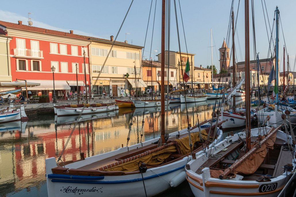 Cesenatico Port Canal 4