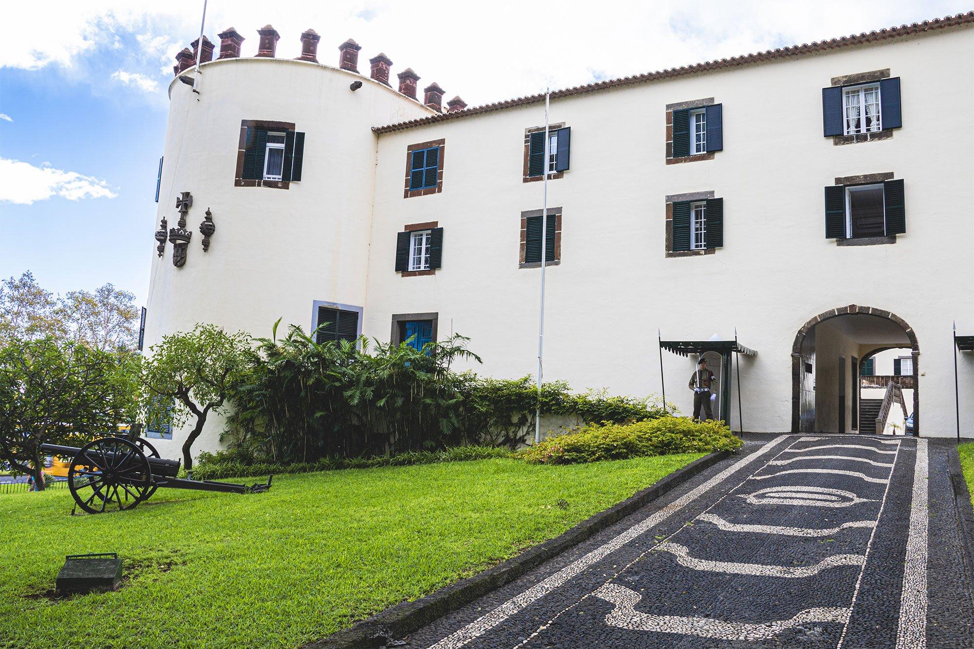Palace Of Sao Lourenco