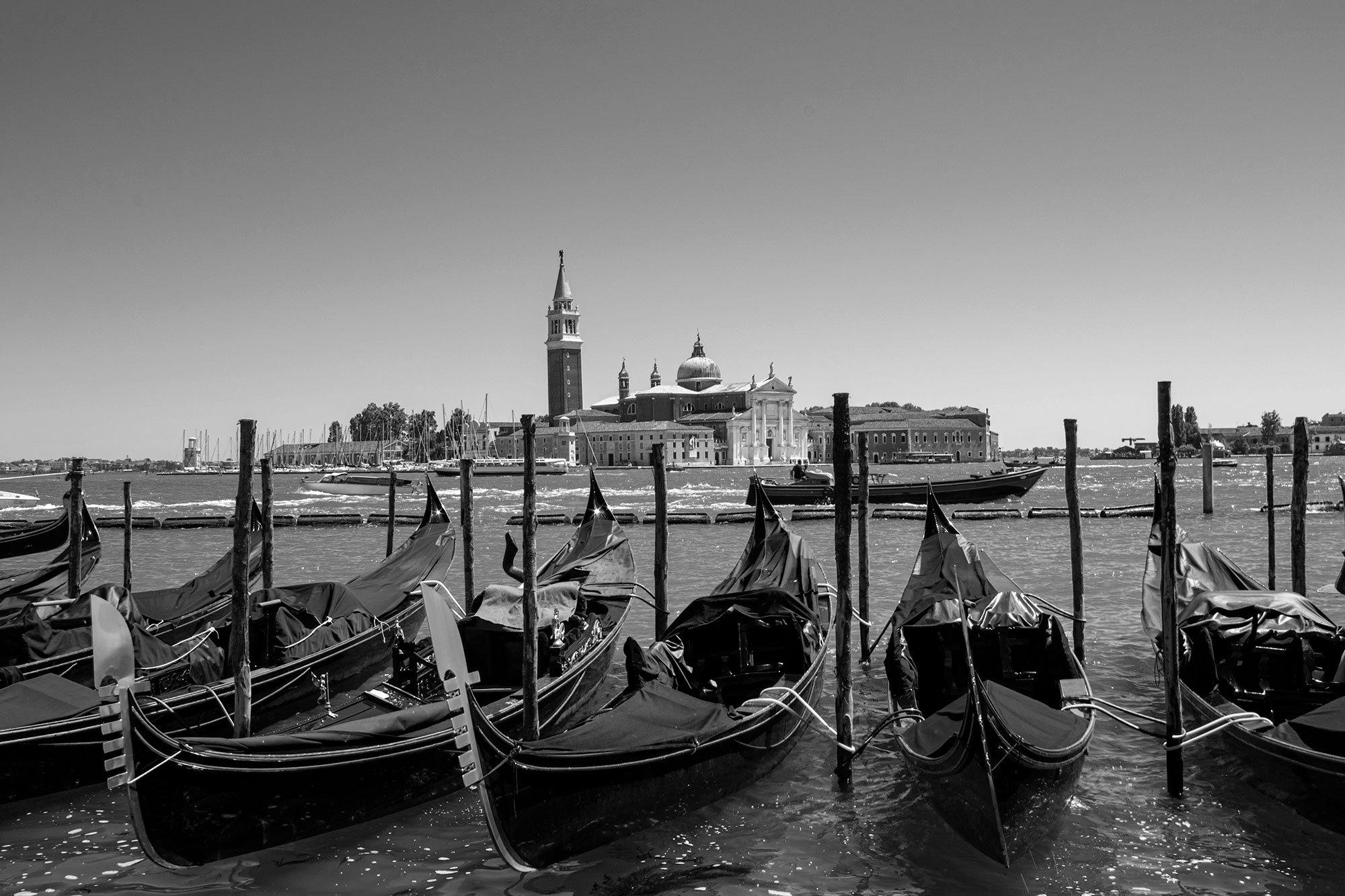 Lonely Gondolas