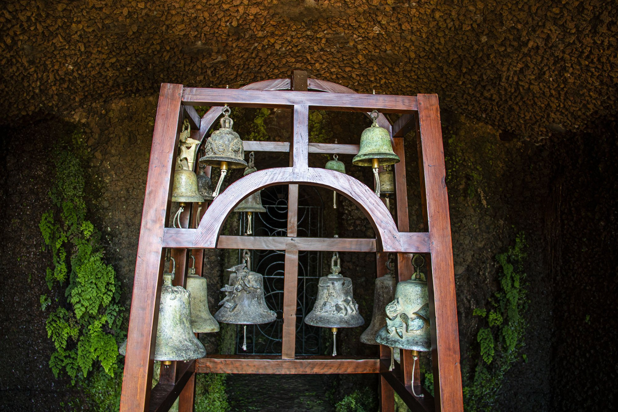 Bells in a Cave