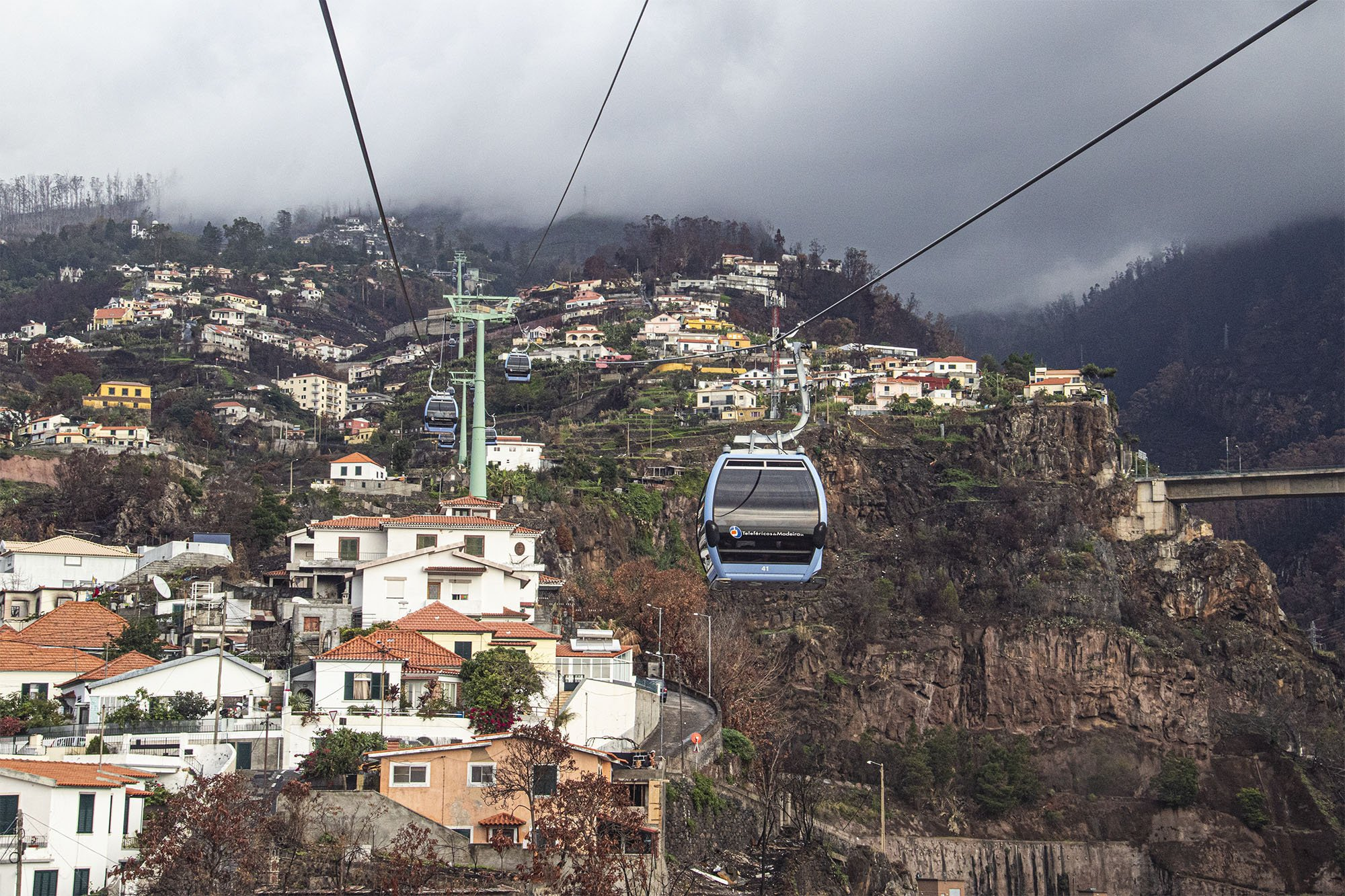 Cable Car Hill