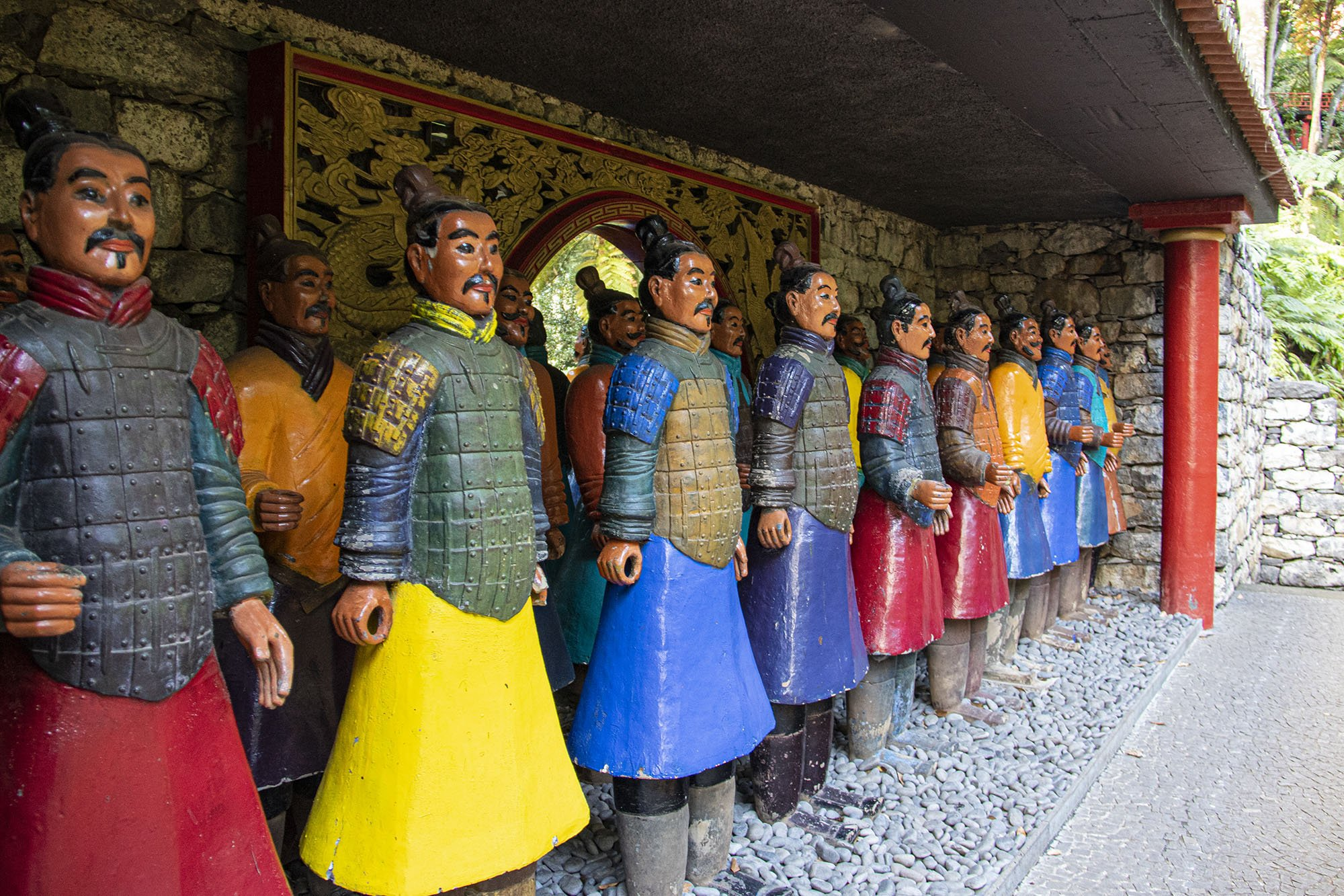 Colorfull Warriors
