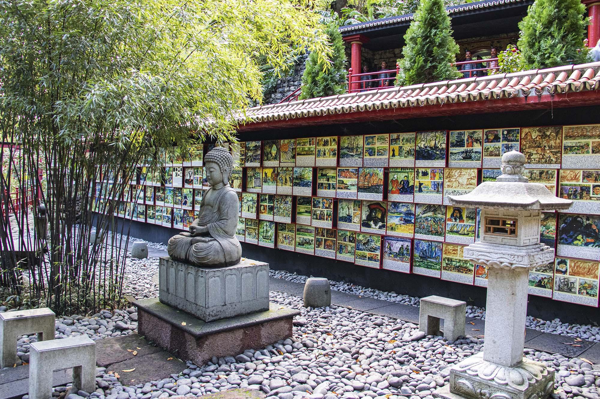 Adventure of Portuguese in Japan 2